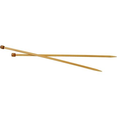 Bamboo Knitting Needles - 6.5mm - Box