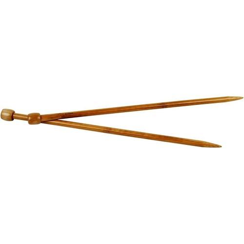 Bamboo Knitting Needles - 10.0mm - Box