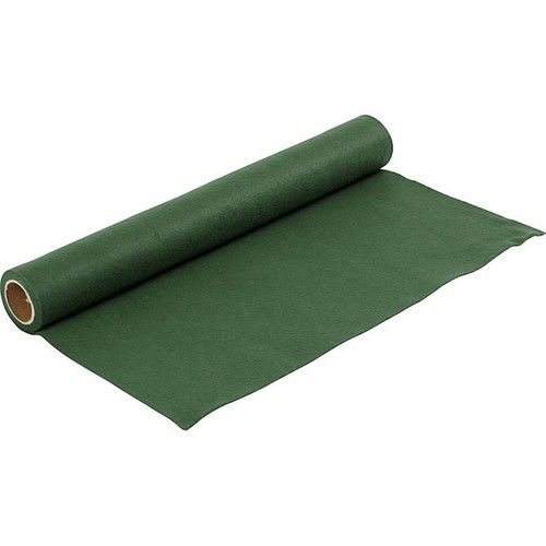 Hobby Felt Dark Green 45cm x 1m x 1.5mm (CC45285) Creativ