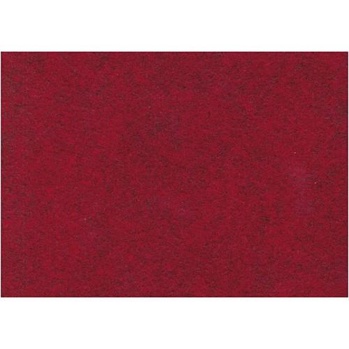 Craft Felt 45cm x 1m Speckled Red (CC45291)