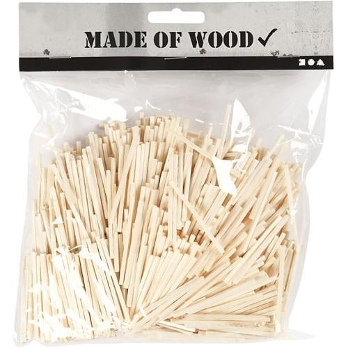 Matchsticks, L:48mm, W:2mm, 100g (CC564911)