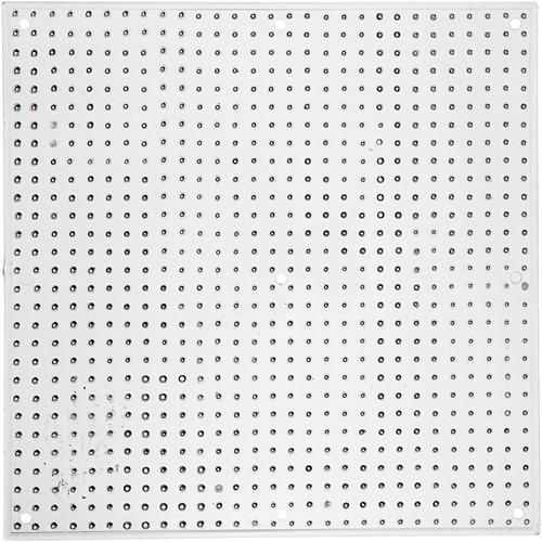 Peg Board, Size 14.5x14.5cm, Large Square (10pcs) (CC753011)
