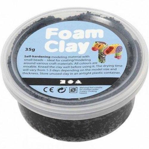 Foam Clay Black 35g (CC78920)