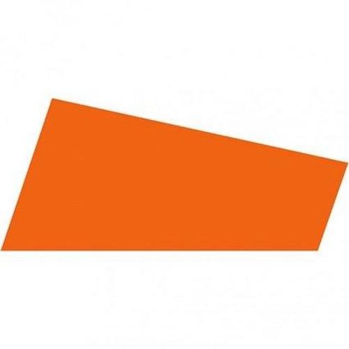 Foam Sheets A4 21x30cmx10pcs Orange (CC79045)