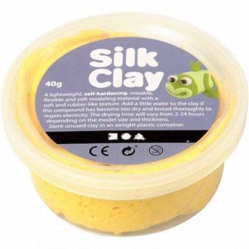 Silk Clay Yellow 40g (CC79103)
