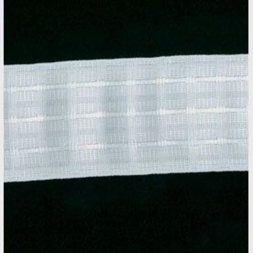 75mm Curtain Tape Multi Pocket White 50m (CT75MP)