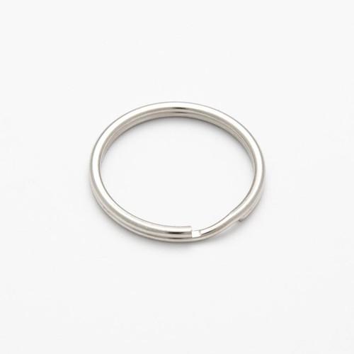 100 x 20mm Split Rings Silver (CX6320)
