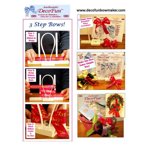 DecoFun Bow Maker (DFBM)