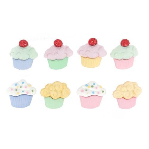 (DIU04821) - Dress It Up! Buttons - Mini Sweet Treats