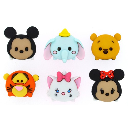 (DIUD09085) - Dress It Up! Disney - Tsum Tsum