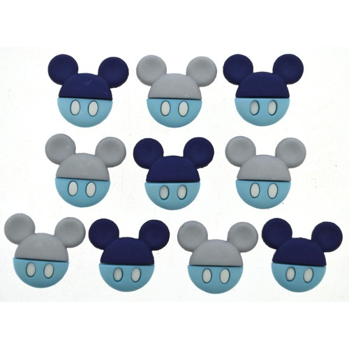 (DIUD09521) - Dress It Up! Disney Buttons - Baby Mickey