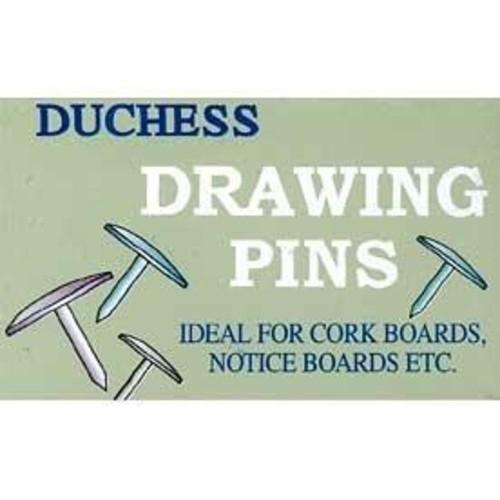 50 x Drawing Pins Solid Head (DPL)