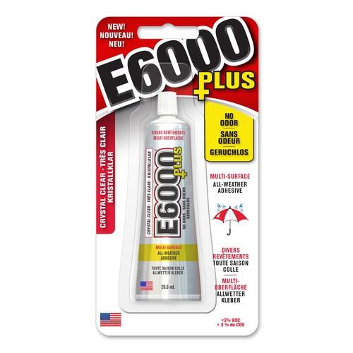 E6000 Plus Odourless Glue 26.6ml (E6000+)