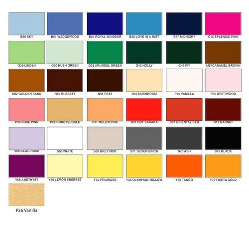 Felt Squares 9 x 9 Inch Assorted 100 Sheet Pack