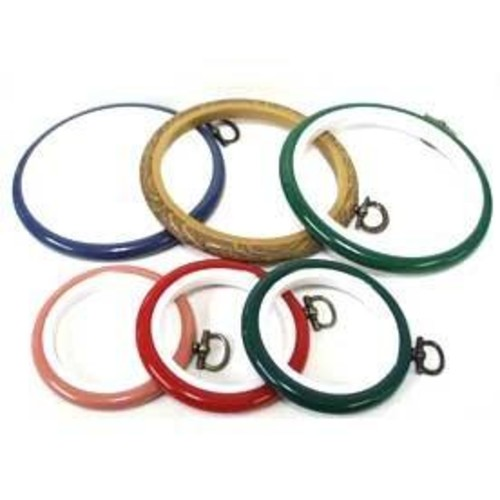 Flexi Hoop 4 Inch Round (FH4)