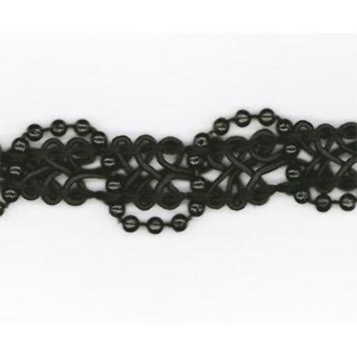 15mm x 25m Beaded Braid (FT3223)