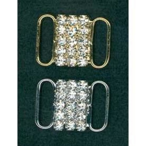 12mm Diamante Bra Accessories 3 Row (G920)