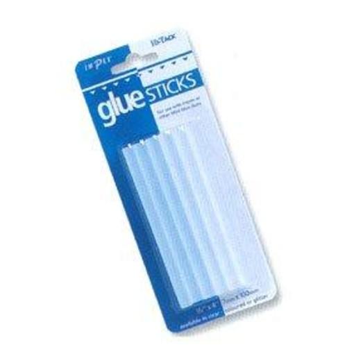 2 x Hi-Tack Glue Sticks Clear 1(GS10)