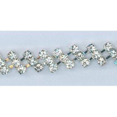 9mm Diamante Trim 5m (HD1104)