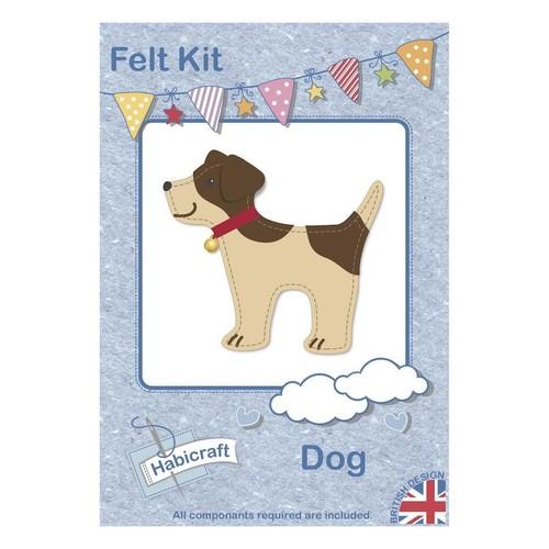 Dog Felt Kit Habicraft (HFK007)