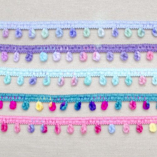 25mm x 10m Unicorn Braid (HKY) (Light Blue)