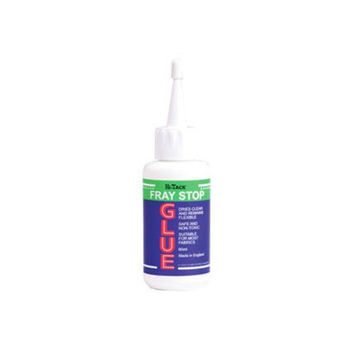 Hi-Tack Fray Stop Glue 60ml (HT1500)