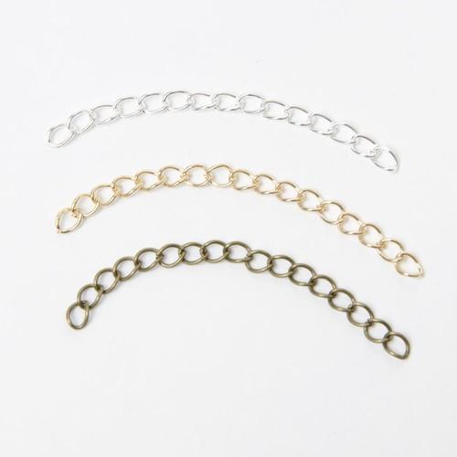 Jewellery Chains 0.7mm x 6cm x 50pcs (JF-003-06)