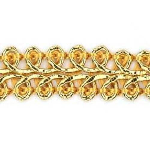 10mm x 25m (JT1L) Metallic Looper Braid (3134)