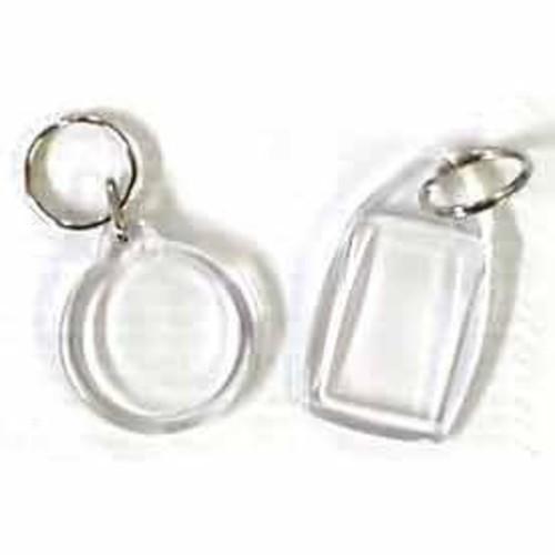 Key Rings Round & Oblong 10 Pack(Oblong)