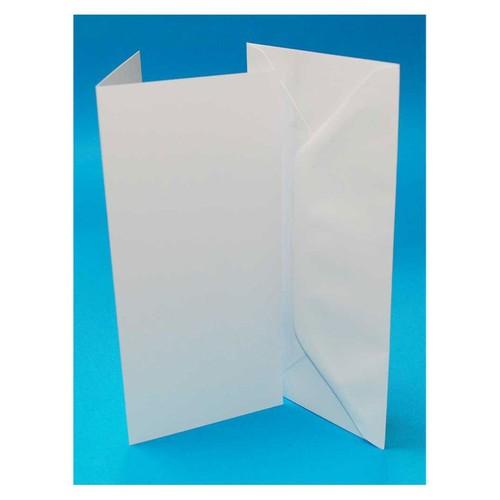 Cards & Envelopes DL White 50 Pack (LINE263)