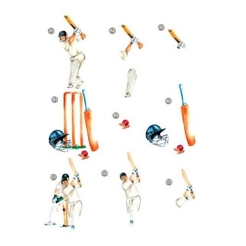 Die Cut Decoupage Cricket (LINE450)
