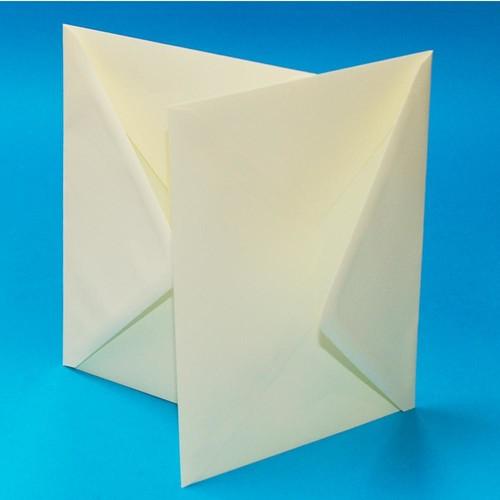 Envelopes 5 x 7 Inch Ivory 50 Pack (LINE606)