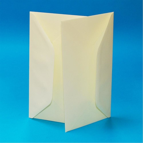 Envelopes DL Ivory 50 Pack (LINE610)