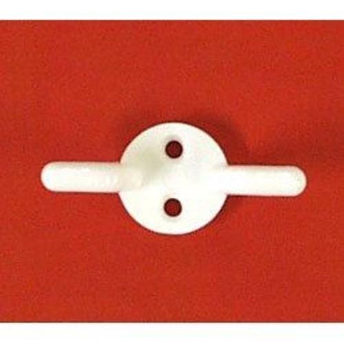 100 x 23mm Cleat Hook Plastic (M1660)