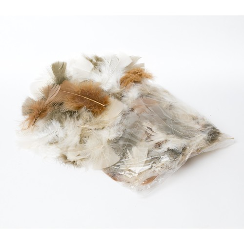 Feather Assortment 25g Bag (MF025N)