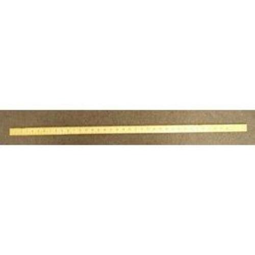 Metre Stick Wood Unstamped (MSU)