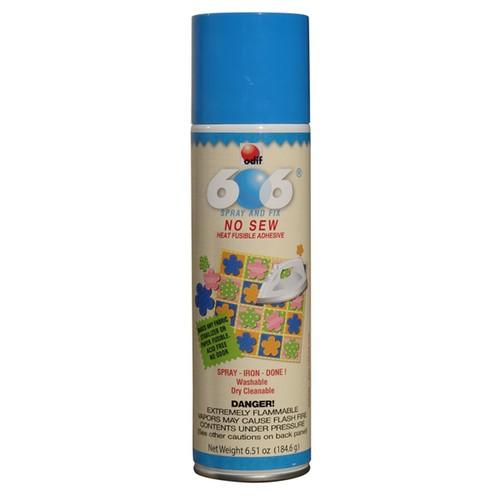 Odif 606 - Heat Fusible Adhesive - 250ml