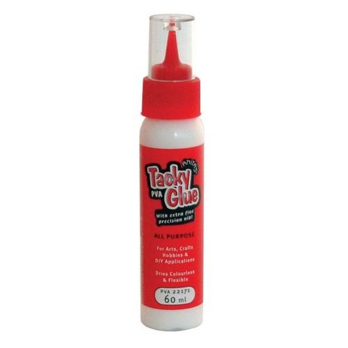 Anita's Tacky Glue 60ml x12 (PVA22171)