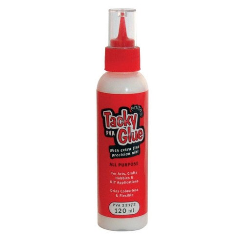 Anita's Tacky Glue 120ml x12 (PVA22172)