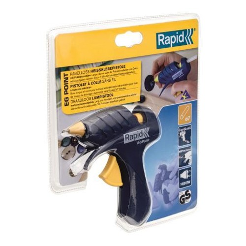 Rapid Cordless/Rechargable Glue Gun (RP40302915)