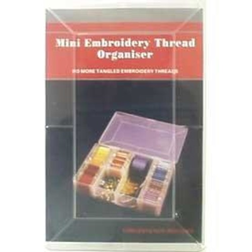 Mini Embroidery Thread Organiser 18cm x 13mm