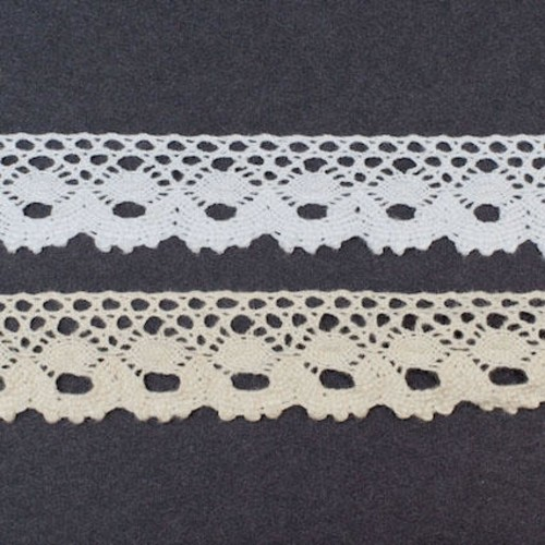 25mm x 20m Cotton Lace (SL229)