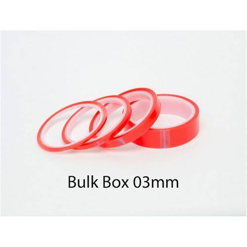 Double Sided Super Sticky Tape 3mm 640 Piece Box