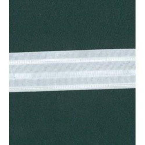 30mm Swing Box Pleat Curtain Tape White 100m (SWING)