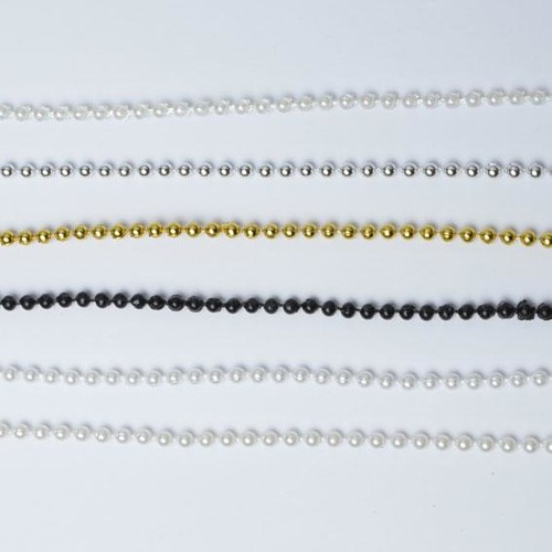 Bead String 3mm x 25m (TR1)(Cream)