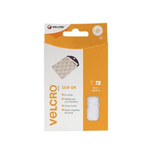 19mm VELCRO® Sew On Spots (VSO)