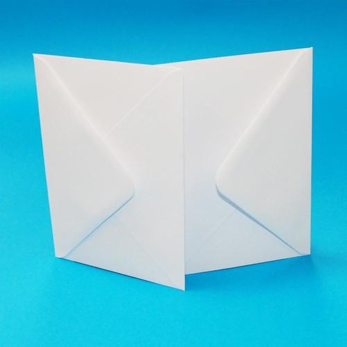 Wedding Envelopes C6 White 50 Pack (W127)