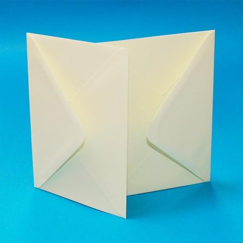 Envelopes C6 Ivory 50 Pack (W130)