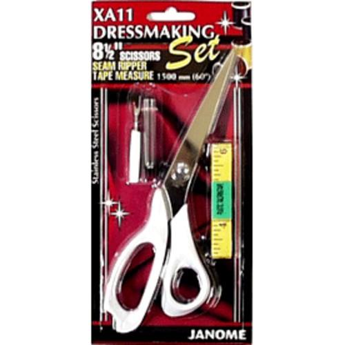 Dressmaking 8.5 Inch Scissors Set (XA11)