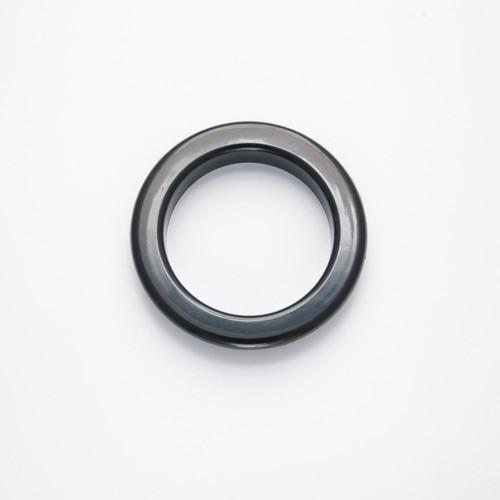 50 x 40mm Eyelet Rings Black (ZMEYEBLK)